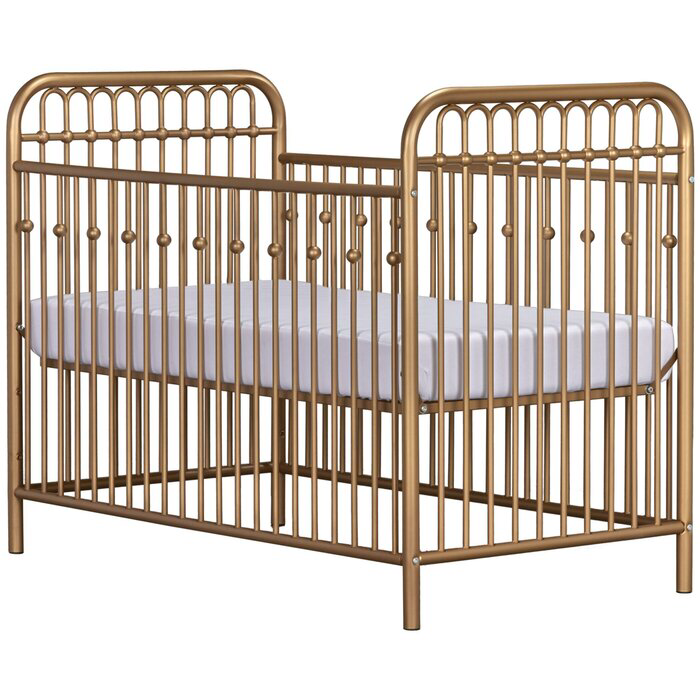 Blush and Batting Blog | Little Seeds Monarch Hill Ivy Crib Gold